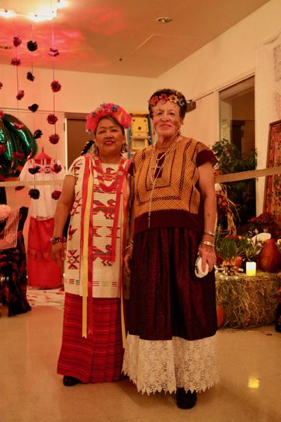 Día de los Muertos festival at Menlo Park Senior Center