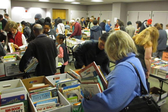Friends of the Library holiday book sale set for Dec. 1