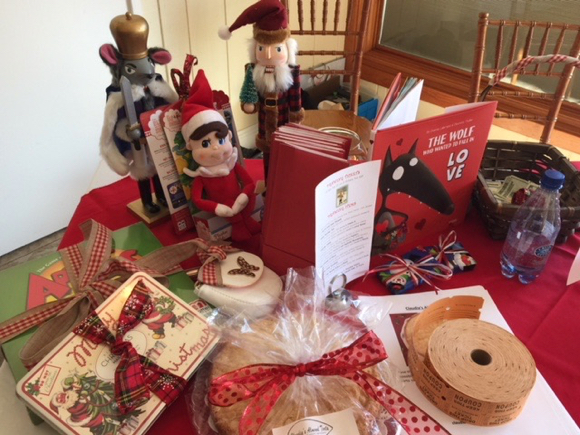 Post image for Holbrook Palmer Park holiday event on Dec. 2