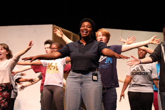 """M-A Drama presents Tony Award-winning musical """"Hairspray"""" the next two weekends"""