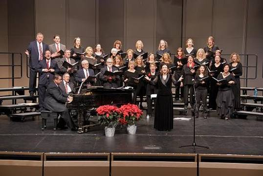 """Post image for Menlo Chorus presents """"Christmas Old and New"""" on Dec. 15"""
