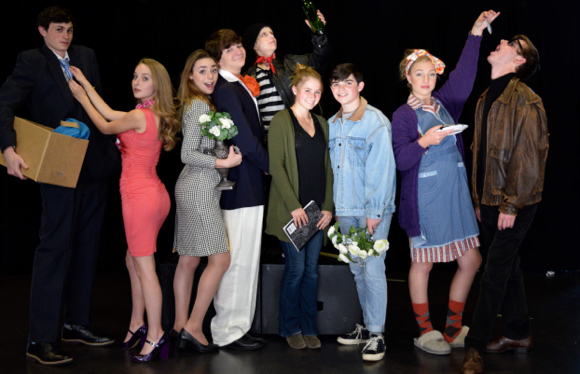 "Post image for ""Noises Off"" is Menlo School Drama's fall production"