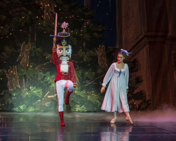 Post image for Western Ballet performing mini Nutcracker at Menlo Park Library on Nov. 15