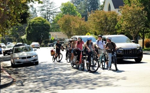Post image for City of Menlo Park will hold two Safe Routes to School meetings in November