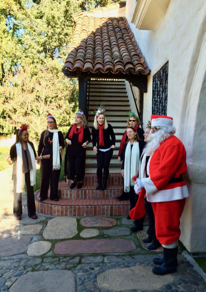 Allied Arts Christmas Market is December 1