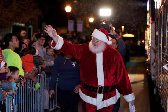Holiday Train comes to Menlo Park on  Dec. 2