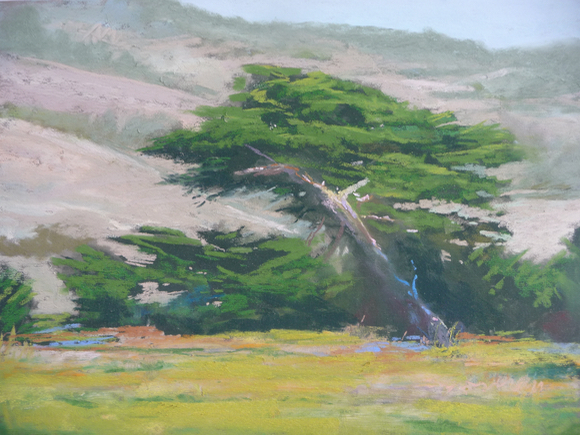 Post image for Two artists showcased at Portola Art Gallery in December and January