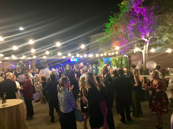 Park James Hotel hosts grand opening party