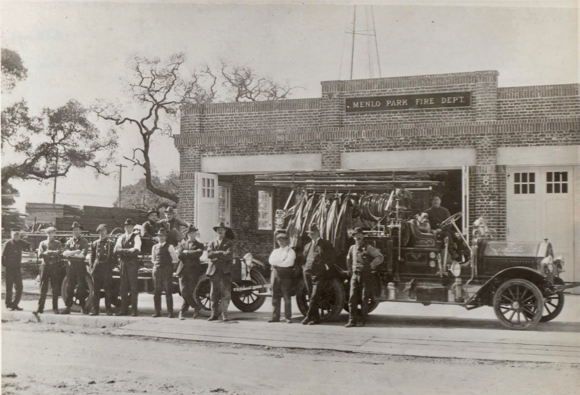 Post image for How Camp Fremont and World War I impacted the Menlo Park Fire District