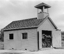 How Camp Fremont and World War I impacted the Menlo Park Fire District