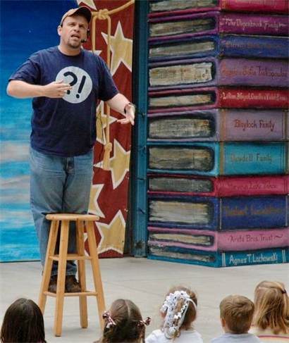 Post image for John Weaver spins tales from the sea at Menlo Park Library on Nov. 15