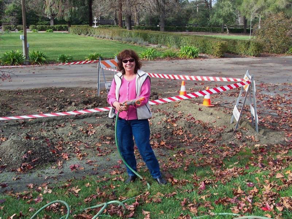 Memorial for retired Atherton arborist Kathy Hughes Anderson set for Sunday, January 13