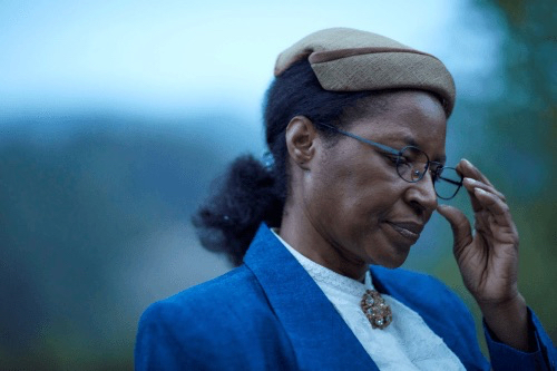 Post image for A Visit from Rosa Parks at the Menlo Park Library on Dec. 8