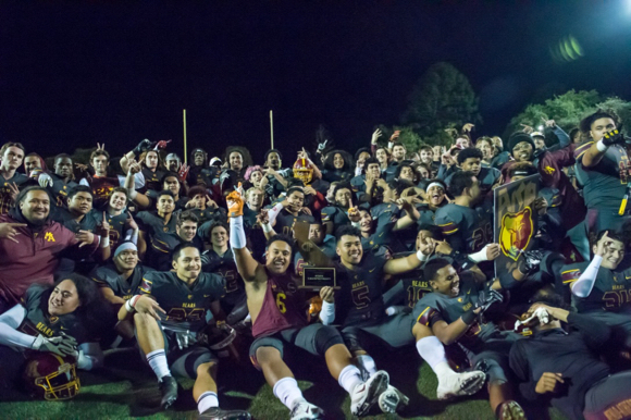M-A football championship will be celebrated on Jan. 12 with a parade and rally