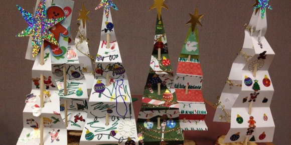 Post image for Family Holiday Tree and Gift Tag Workshop on Dec. 8