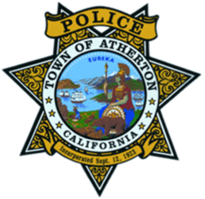 Man and a woman arrested in burglary of Atherton home