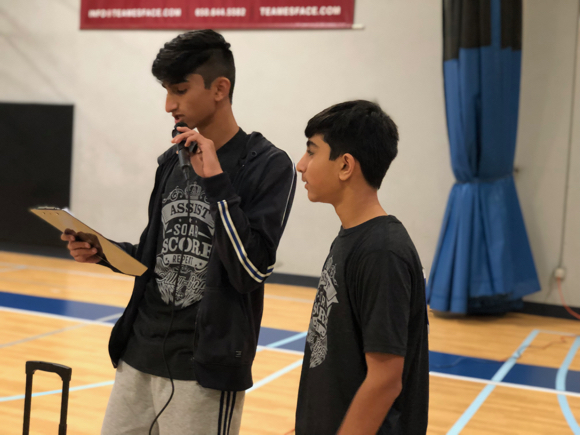 Alley-Oops Kids holds 3 Point Shootout fundraiser