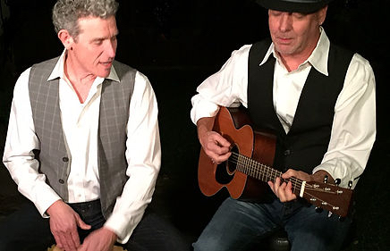 GB Gents present American Stories at Cafe Zoë on Feb. 9