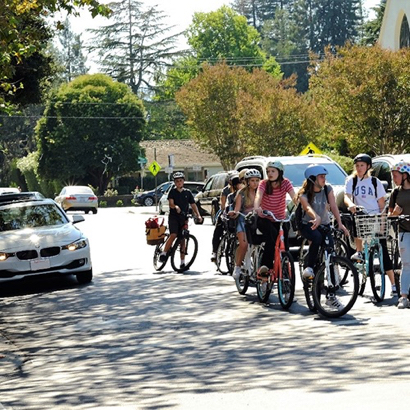 Deadline to apply to be Safe Routes to School Coordinator for Menlo Park is Feb. 8