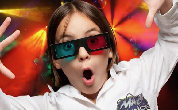 Mad Science: Movie Special Effects is program at Menlo Park Library on Feb. 28