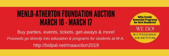 M-A Foundation for the Future auction is live online
