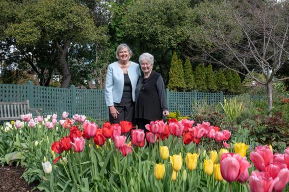"""Gamble Garden Spring Tour 2019 invites visitors to """"Enter the Garden"""""""