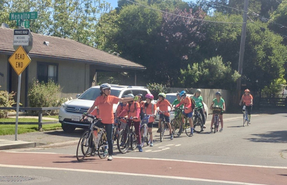 Menlo Park-specific bike safety classes will be offered for kids and their parents