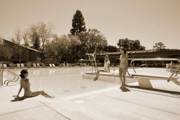 Then and now photos as Ladera Recreation District pools turn 60