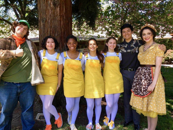 """Grab Bag Theater's spring production is """"Honk! The Musical"""""""