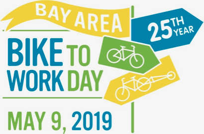 Bike to Work Day is this Thursday, May 9