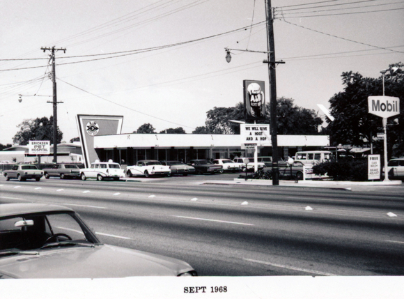 Remembering when A&W Root Beer and its car hops ruled El Camino Real in Menlo Park