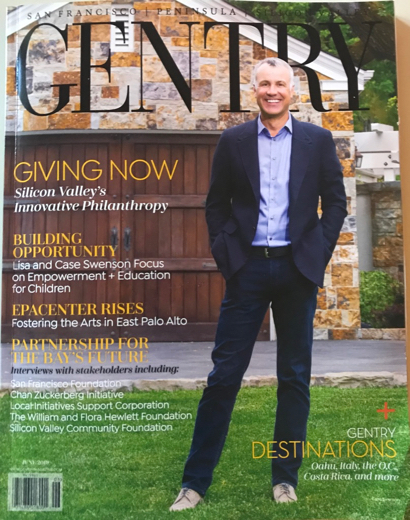 Gentry magazine sold to Southern California digital media and entertainment company