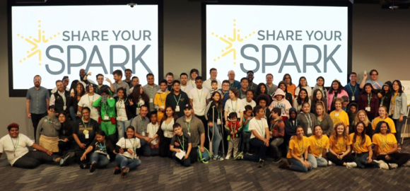 Share your spark: How Spark Program helps middle school students