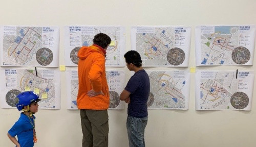 City of Menlo Park seeks your feedback on Safe Routes to School strategy, walk and roll maps