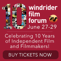 Windrider Film Forum - June 27-29