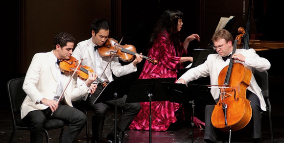 Music@Menlo returns for its 17th season presenting 50 events over three week period