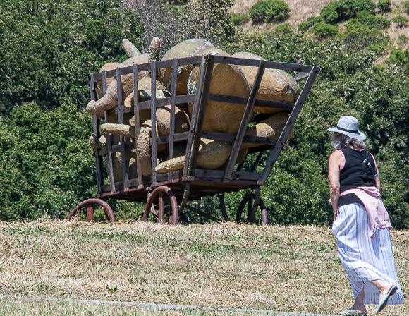 Exploring the art and the land at the Djerassi annual open house
