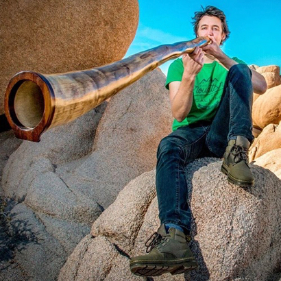 Listen to music and more from the Land Down Under on July 20 at the Menlo Park Library
