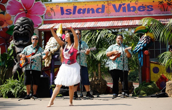 Island Vibes is theme of Facebook Festival on Aug. 17