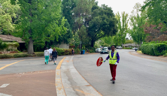 Crossing guards needed for Menlo Park elementary schools in three local districts