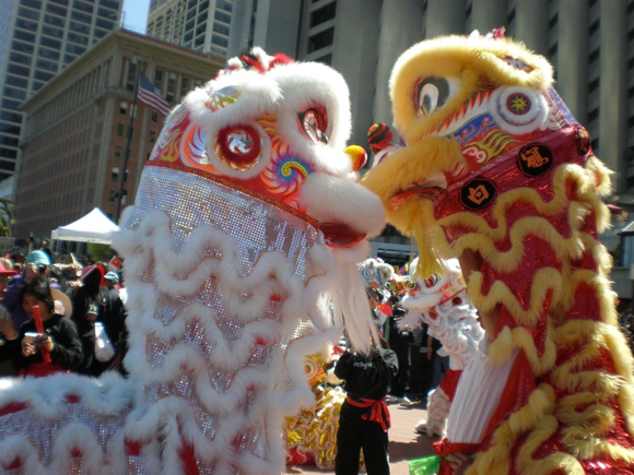 Chinese lion dance coming to Belle Haven library branch on Aug. 14