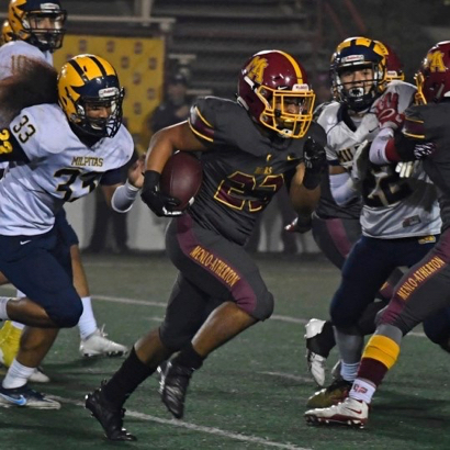 Menlo-Atherton football will play at Levi's® Stadium on Sept. 6