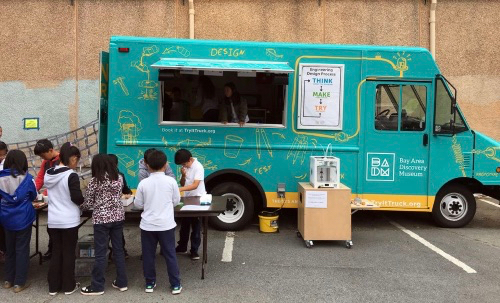 Try-it Truck comes to Menlo Park Library on Aug. 20