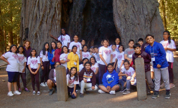 Sophie's Scholars at Sacred Heart School enjoy summer camp experience