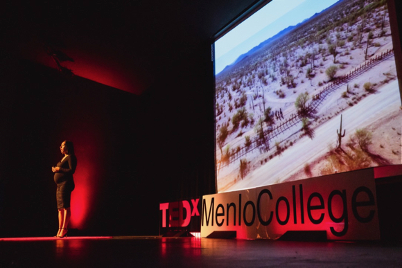 """Menlo College hosts TEDx conference with theme """"This is America"""""""