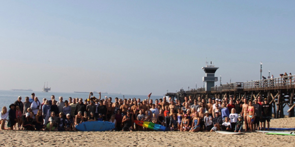 7th annual Michele Swim held this past weekend in memory of Michele Daschbach  Fast