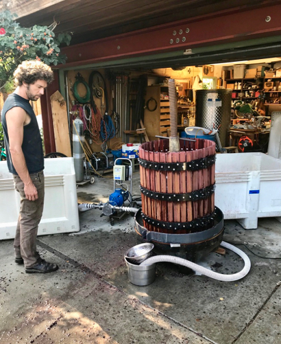 Owen Laine keeps up the Bonora tradition of winemaking