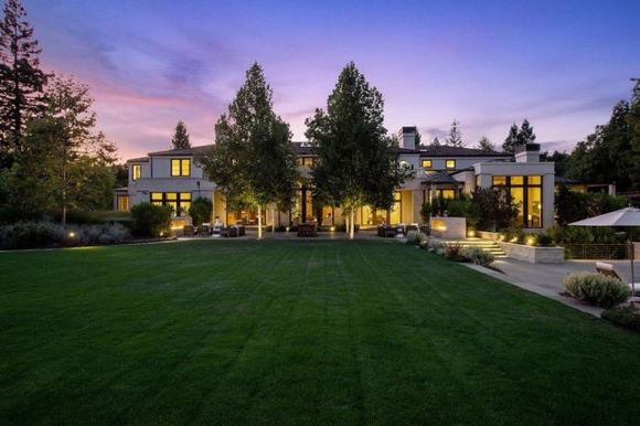 Paul Allen's Atherton estate on the market for $41,488,000