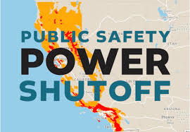 PG&E issues power outage warning due to expected high winds