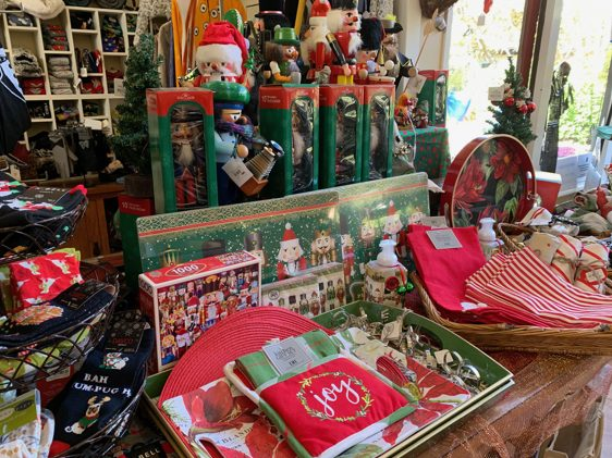 Christmas market at Allied Arts Guild is set for December 5